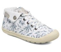 Letty Print Sneaker in weiß