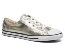 Chuck Taylor All Star Dainty Ox W Sneaker in goldinbronze