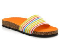 Clarisse Clogs & Pantoletten in mehrfarbig