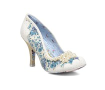 Pearly Girly Pumps in weiß