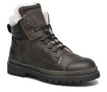 Adolfo Stiefeletten & Boots in grau