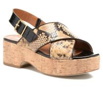 Samba Sandalen in mehrfarbig