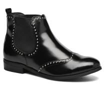 Metal Stiefeletten & Boots in schwarz