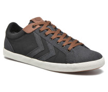 Deuce Court Winter Sneaker in schwarz
