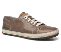 Harborpoint Lace Sneaker in braun