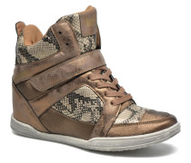 Sofia Sneaker in goldinbronze