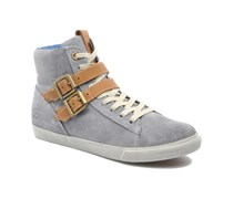 Earthkeepers Glastenbury Sneaker Hi Top in grau