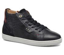 Montefino mid JR Sneaker in schwarz