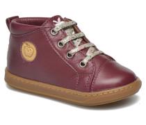 Bouba Pad Lace Stiefeletten & Boots in weinrot