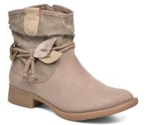 Karen Stiefeletten & Boots in beige
