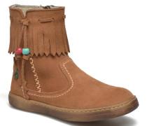 E057 Kepina Stiefeletten & Boots in braun