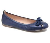 Macadam Ballerinas in blau