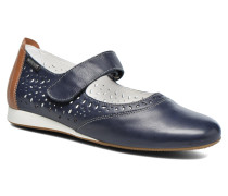 Beatrice Perf Ballerinas in blau