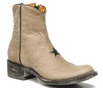 Star Stiefeletten & Boots in beige