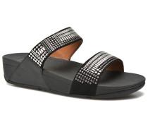 Aztek Chada Slide Clogs & Pantoletten in schwarz