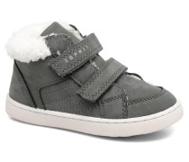 Jojo Velcro Boo Sneaker in grau