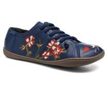 TWS K200517 Sneaker in blau