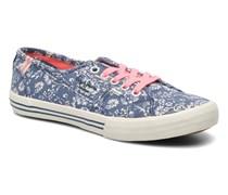 BAKER Sneaker in blau