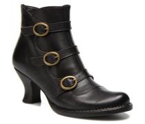 Rococo S903 Stiefeletten & Boots in schwarz