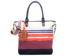 Graphic tote Handtaschen für Taschen in mehrfarbig