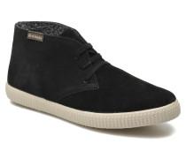 Safari serraje W Sneaker in schwarz