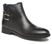 BERRY 17A Stiefeletten & Boots in schwarz