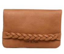 Lilou Portemonnaies & Clutches für Taschen in braun