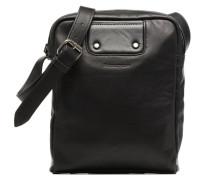 Porté travers Cuir Lucien Herrentaschen für Taschen in schwarz