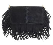 Mini Fringe Crossbody Bag Handtaschen für Taschen in schwarz