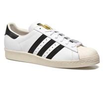 Superstar 80S Sneaker in weiß
