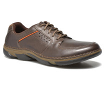 RSLF Perf Mudguard Sneaker in braun