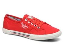 Aberlady Sneaker in rot