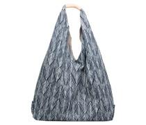MONTERAY BAY Porté épaule Handtasche in blau