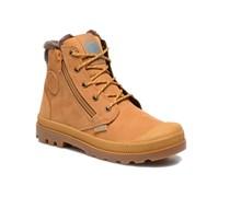 Hi Cuff Wps K Stiefeletten & Boots in beige