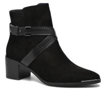 Meyes Stiefeletten & Boots in schwarz