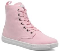 Ecletic Hackney 7 Eye Boot 3J03 Sneaker in rosa