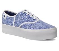 Rene Platform 216 G Sneaker in blau