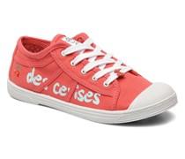 Basic 02 E Sneaker in rosa