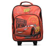 Cars Backpack trolley Schulzubehör für Taschen in rot