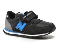 KE420 I Sneaker in schwarz