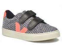 Esplar Small Velcro Sneaker in schwarz