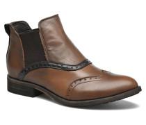 Solvi Stiefeletten & Boots in braun