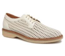 Darwin Classic Sauvage Schnürschuhe in weiß
