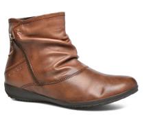 Naly 01 Stiefeletten & Boots in braun