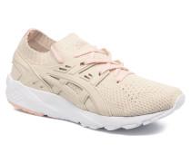 Gel Kayano Trainer Knit W Sneaker in beige