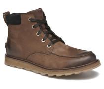 Madson Moc Toe Stiefeletten & Boots in braun
