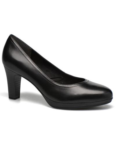 Tamaris Damen Fuchsia Pumps in schwarz