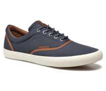 JJ Kos Sneaker in blau
