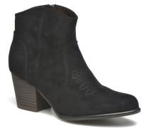 Badda Stiefeletten & Boots in schwarz