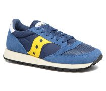 Jazz Original Vintage Sneaker in blau